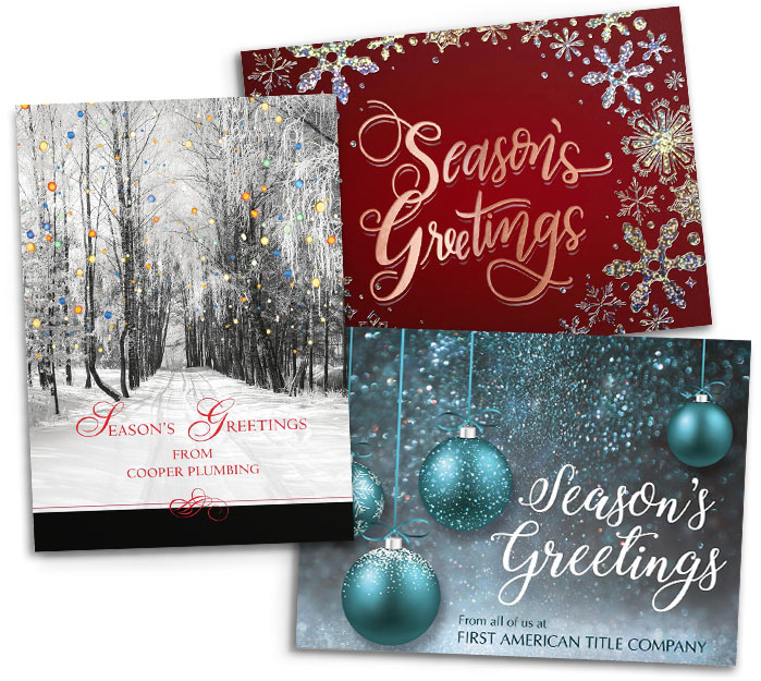 Christmas and all occasion greeting cards for home and business seasons greetings m4hsunfo