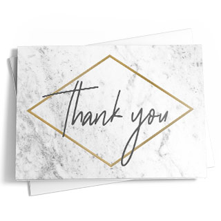 Thank you cards for business and corporate.