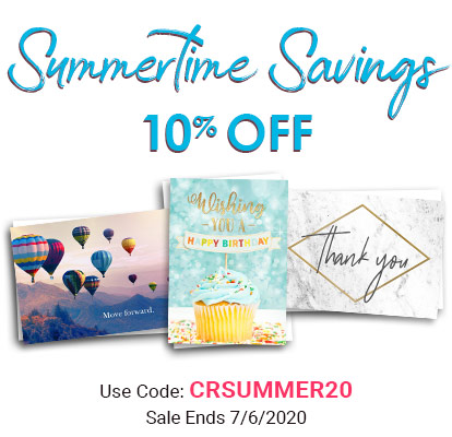 We're Here for Our Customers. 10% Off. Use Code: CRSUMMER20. Sale Ends 7/6/2020