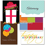 Colorful Anniversary Assortment (100)