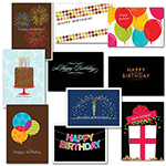 Festive Birthday Assortment (50)