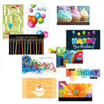 Birthday Celebration Assortment (100)