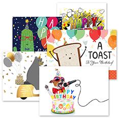 Birthday Humor Assortment (50)