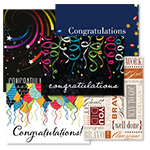 Congratulations Assortment (40 Cards)