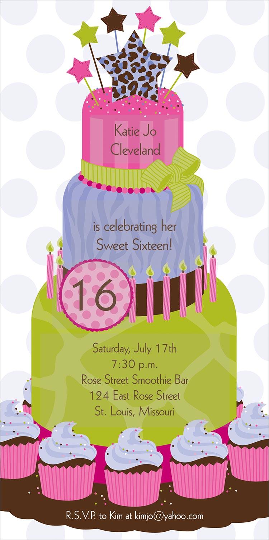 sweet  star  birthday from cardsdirect, Birthday card