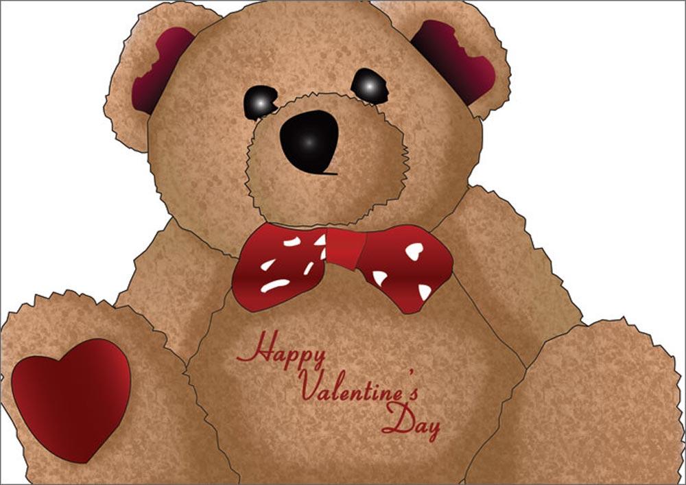 teddy bears for valentines day cd7011 z