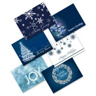 Holiday Blues Assortment Set