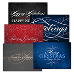 Elegant Holiday Assortment (50 Cards)