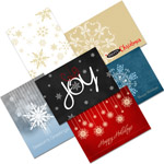 Snowflakes Holiday Assortment