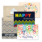 Birthday Bash Assortment Pack (30 Cards)