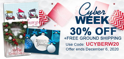 Cyber Week Sale Use Code: UCYBERW20. Sale Ends 12/6/2020.